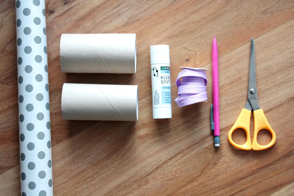 Gift Wrapping Klopapierrollen 1