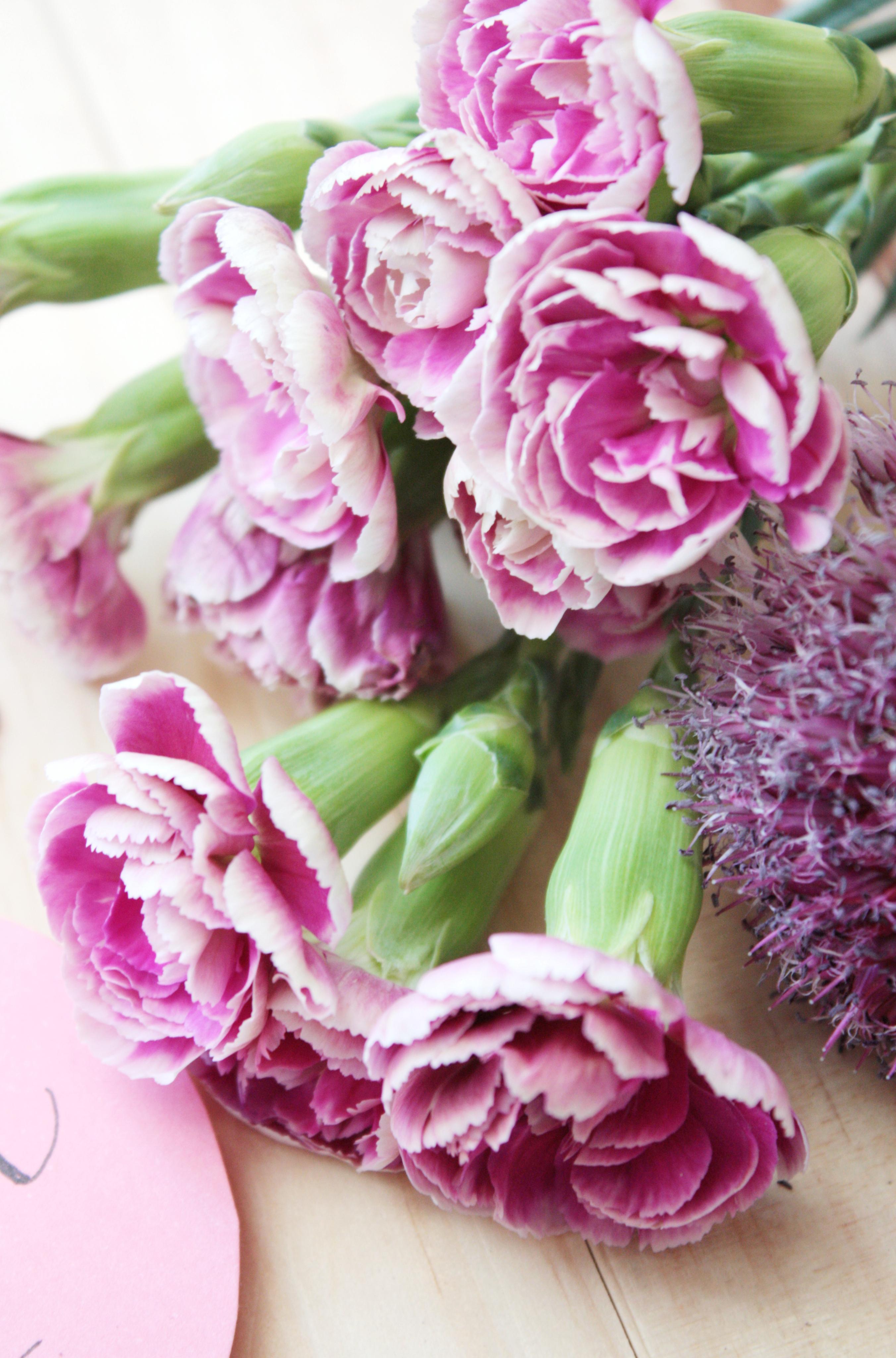 Blumen verpacken Geschenkidee 10