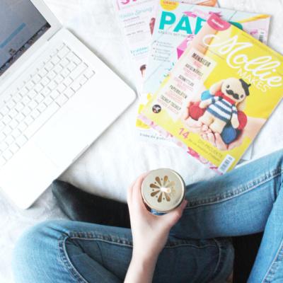Blogging Tipps: Inspiriert bleiben & Blogvorstellung bei Mollie Makes