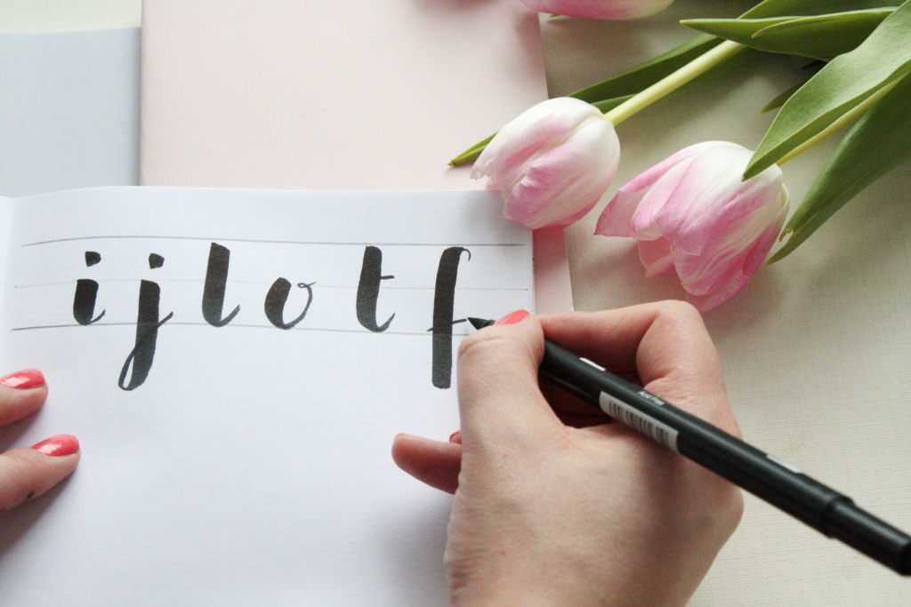 Handlettering Basics 2 Brush Lettering 5