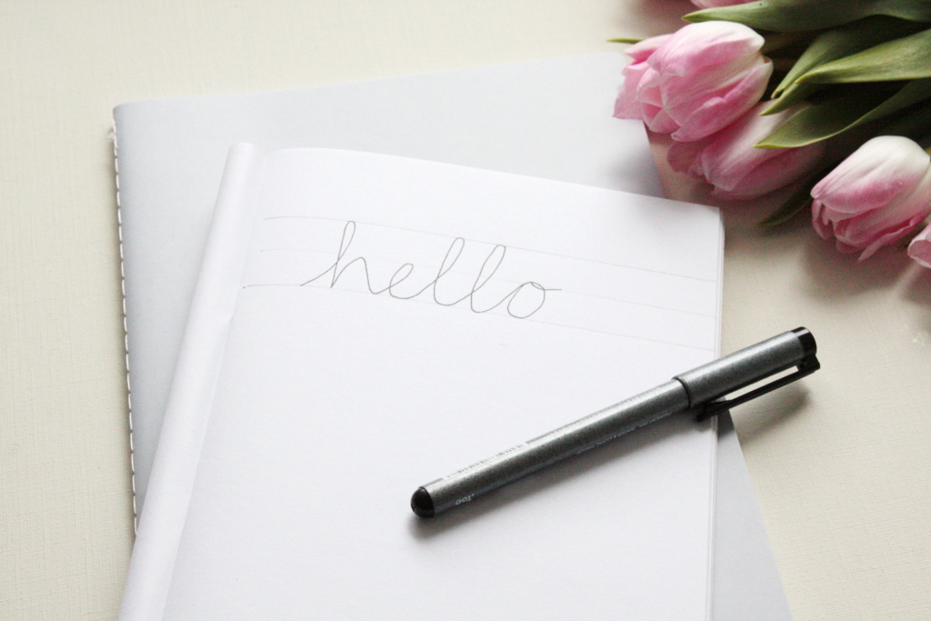 Handlettering Basics 2 Faux Calligraphy lernen 6