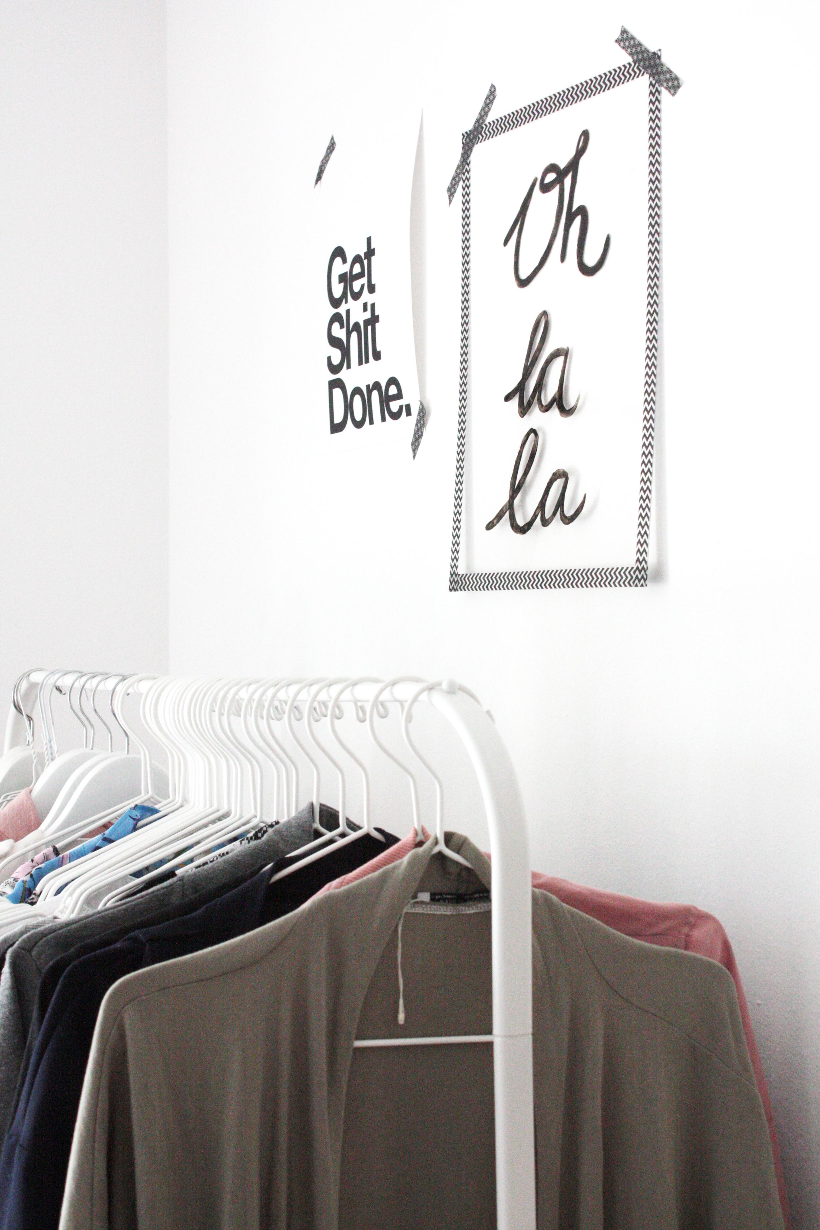 kleine zimmer einrichten: lieblingsecke & giveaway - rosy & grey, Wohnzimmer dekoo