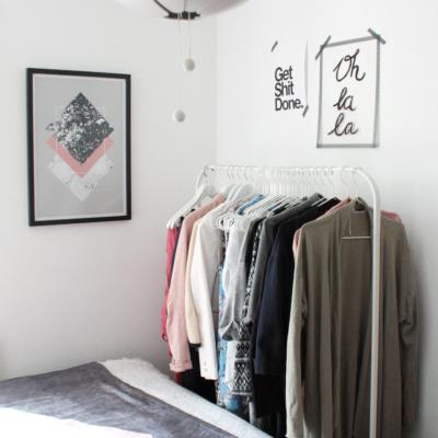 Kleine Zimmer einrichten: Lieblingsecke & Giveaway