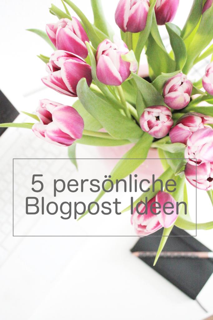 Einfache Blogpost ideen