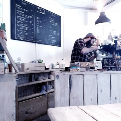 Cafés in Dublin: Meine Favoriten #1
