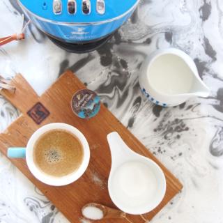 Große Kaffeeliebe & DIY Behälter für die eigene Kaffeestation
