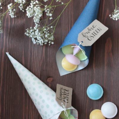 Ostern DIY: Mitbringsel für den Osterbrunch