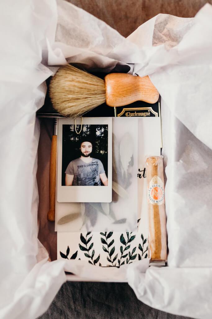 Bridesmaids und Groomsmen Paeckchen Hochzeitsideen DIY Blog Muenchen