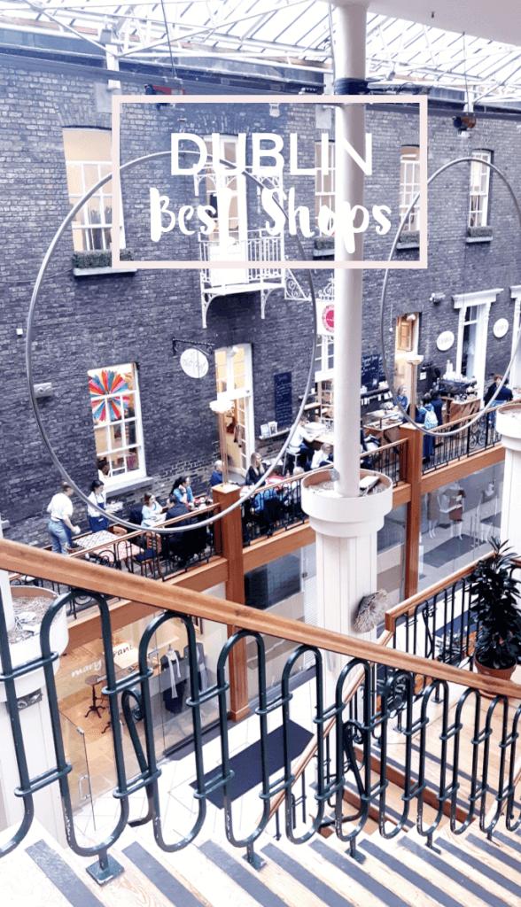 Dublin Travelguide Best Shops Reisetipps
