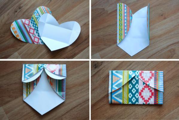 gift wrapping 3 ideen um gutscheine zu verpacken rosy. Black Bedroom Furniture Sets. Home Design Ideas