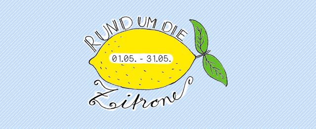 Blogparade rund um die Zitrone