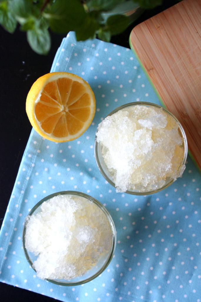 Zitronen-Minze-Granita-Rezept-2