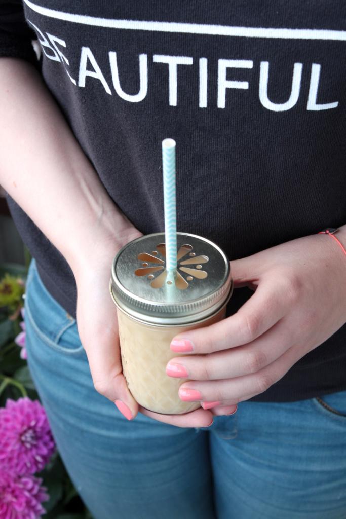 Iced Vanilla Chai Latte 10