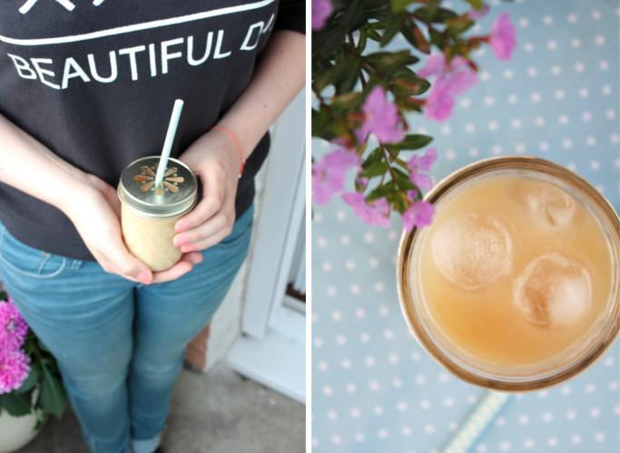 Iced Vanilla Chai Latte 13