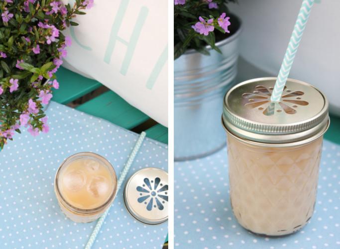 Iced Vanilla Chai Latte 14