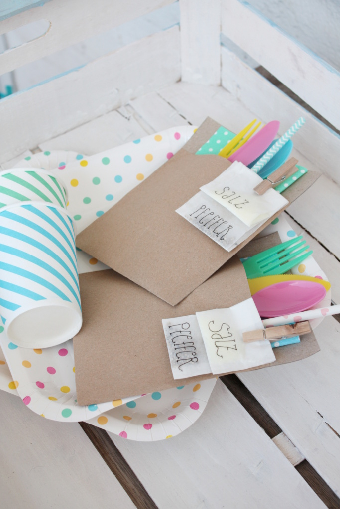 Picknick Set DIY 2
