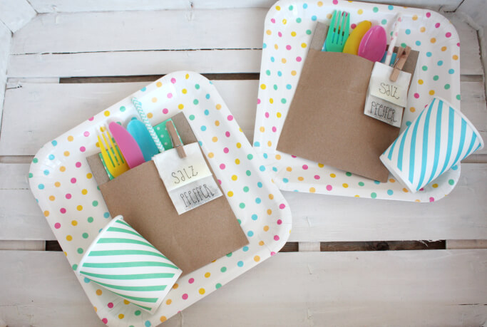 Picknick Set DIY 6