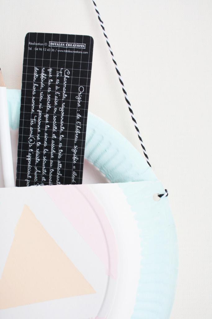 DIY Utensilio aus papptellern 7