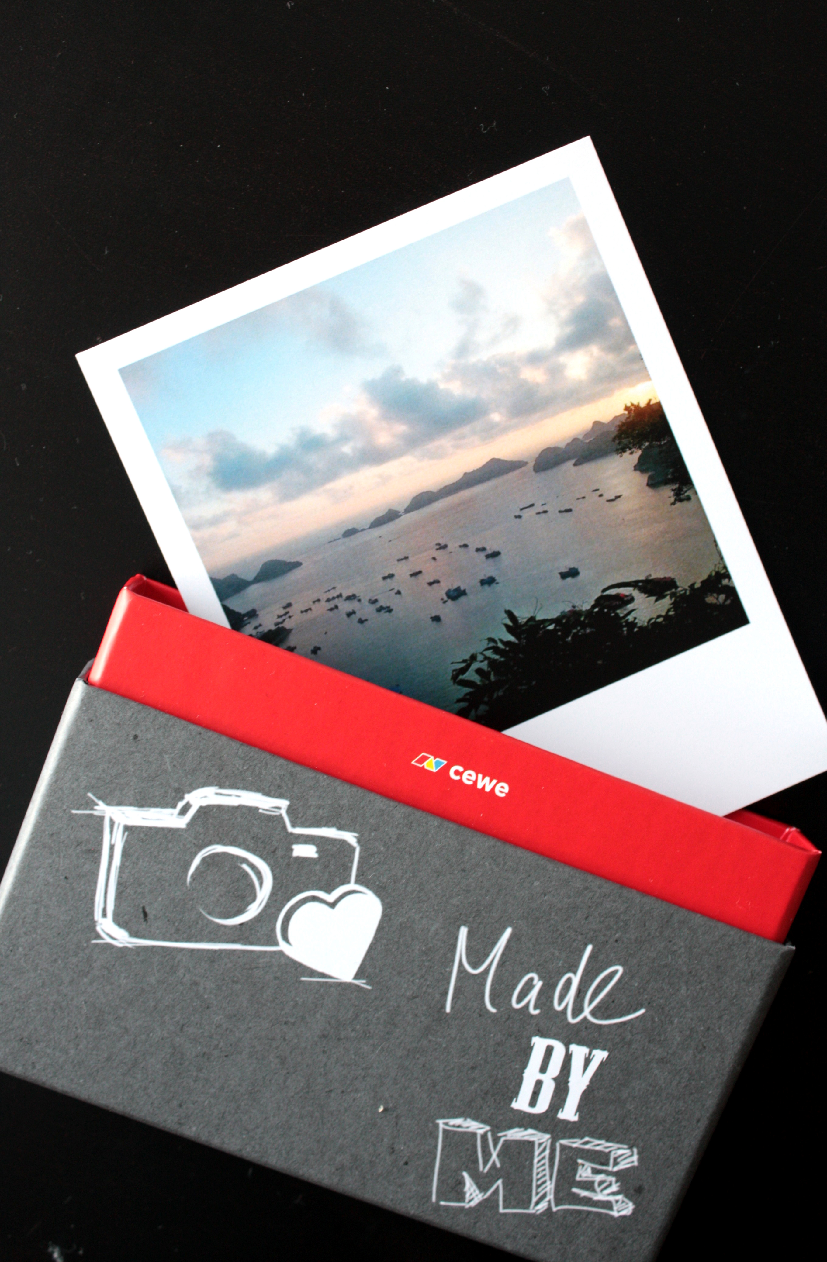 Fotoleporello Polaroid DIY 2