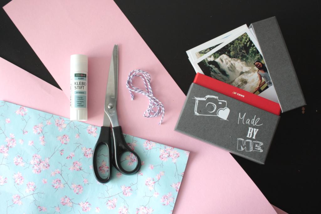 Fotoleporello Polaroid DIY 4