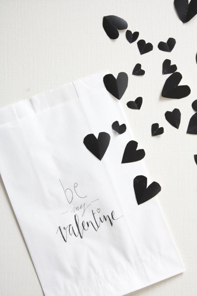 Gutschein verpacken zum Valentinstag 3