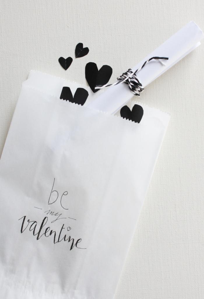 Gutschein verpacken zum Valentinstag 6