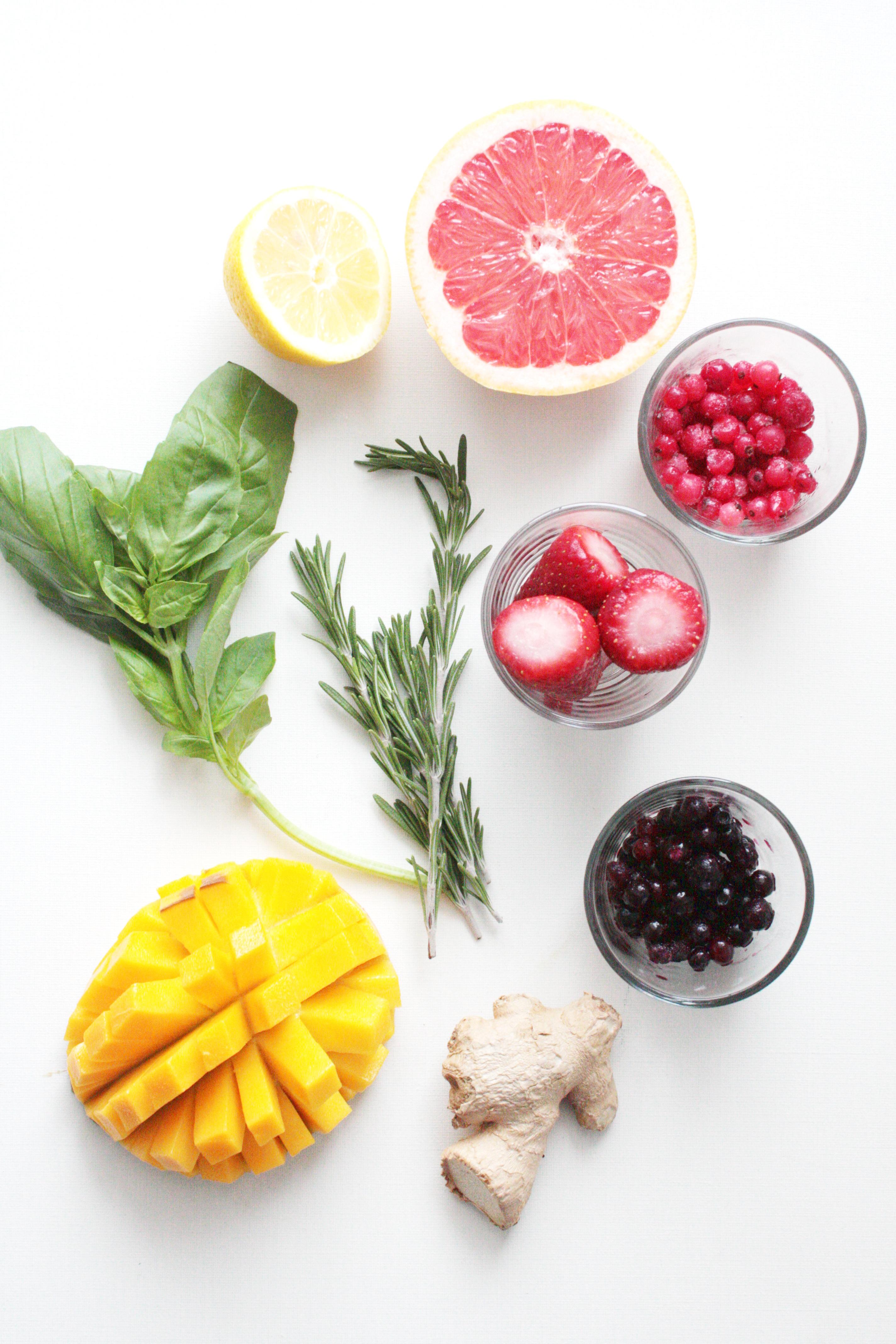 Frisch Ins Fruhjahr 5 Detox Wasser Rezepte Rosy Grey Diy Blog