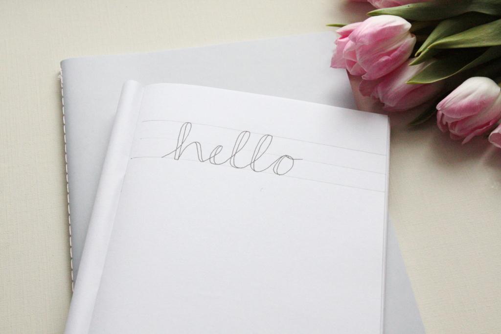 Handlettering Basics 2 Faux Calligraphy lernen 7