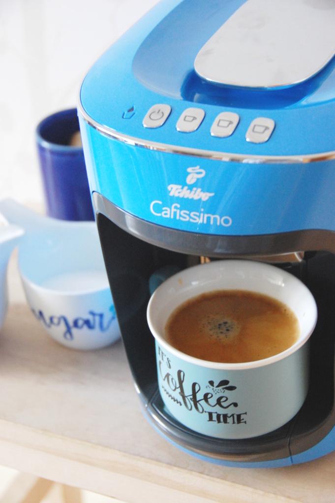 DIY Kaffeestation Behälter Cafissimo