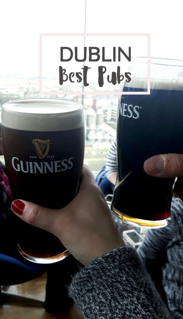 Dublin Travelguide Pubs