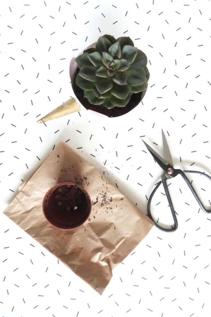 Pinterest Ausprobiert Einhorn Blumentopf DIY Blog
