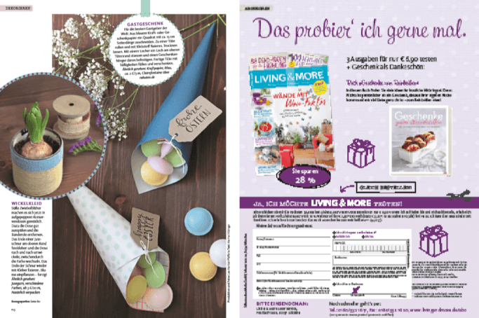DIY Blog Muenchen Content Creation LAM