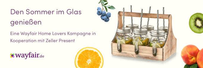DIY Blog München Balkon Sommergetränk Rezept