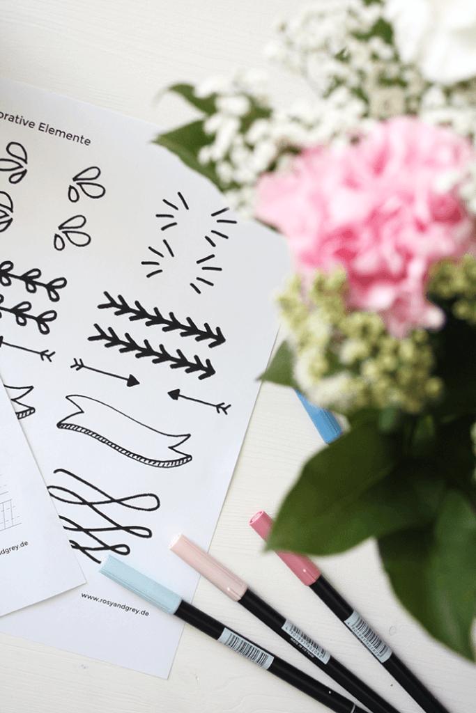 Lettering Workshop München für Anfänger Handlettering