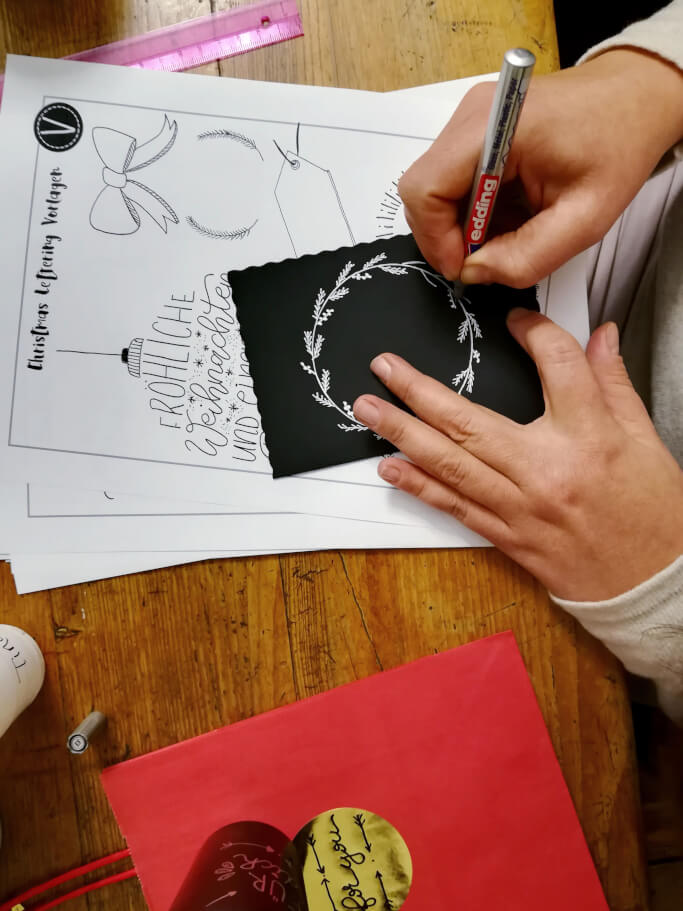 Handlettering Workshops München