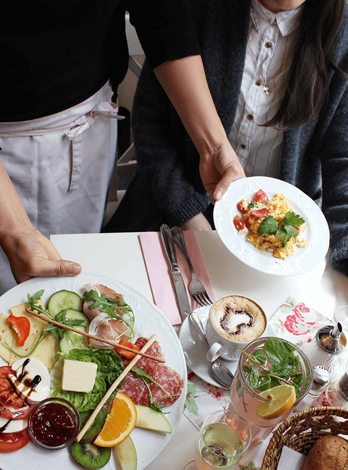 Frühstückscafés in München Cafe Lotti